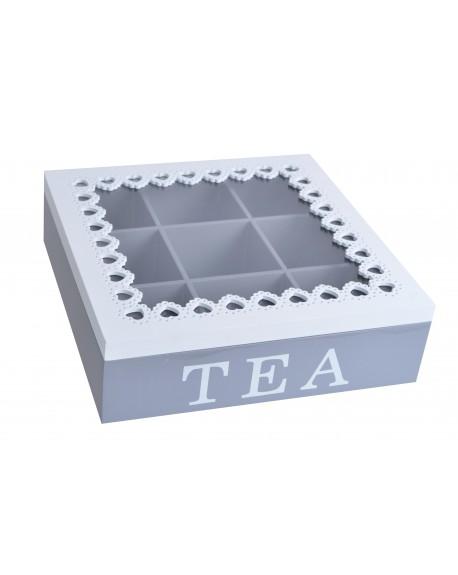 Pudełko na herbatę TEA