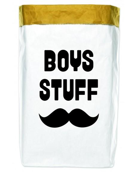 Worek papierowy Boys Stuff 50x70