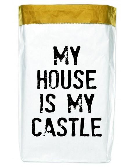 Worek papierowy My Home 50x70