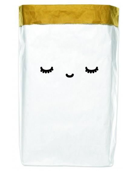 Worek papierowy Sleepy 50x70