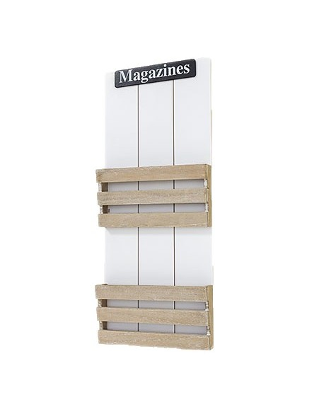 Gazetnik ścienny Magazines