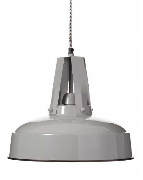 Lampa wisząca Flux Gray