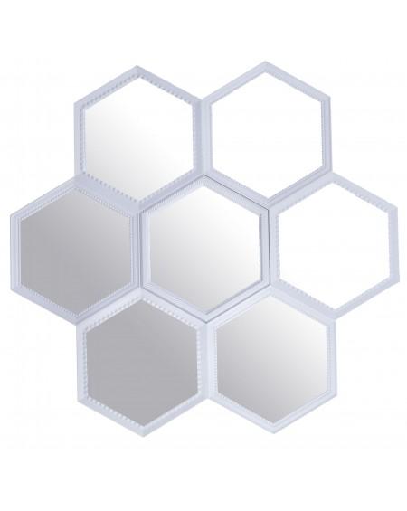 Lustro wiszące Honeycomb