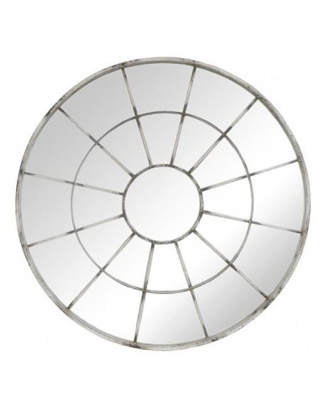 Lustro wiszące okrągłe