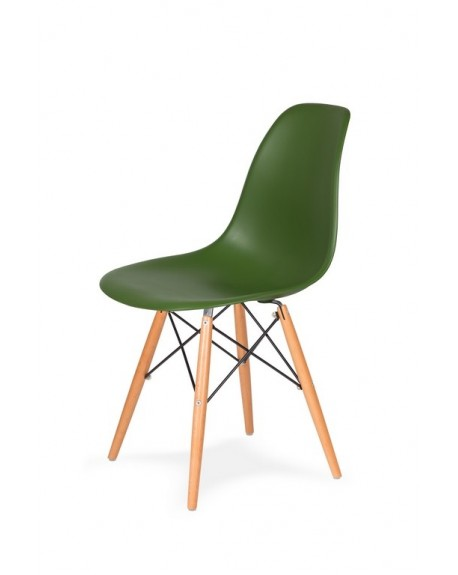 Krzesło Comet butelkowa zieleń
