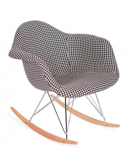 Krzesło Rubio Plush pepitka