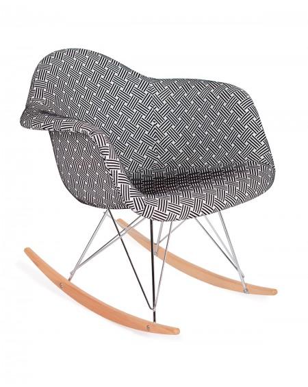 Krzesło Rubio Plush splot