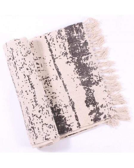 Dywan bawełniany melanż 90x150