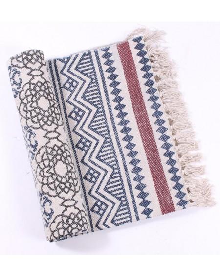 Dywan bawełniany wzorzysty I