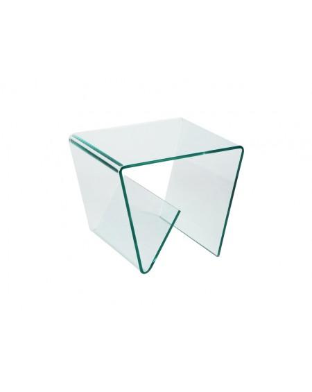 Stolik szklany Mano