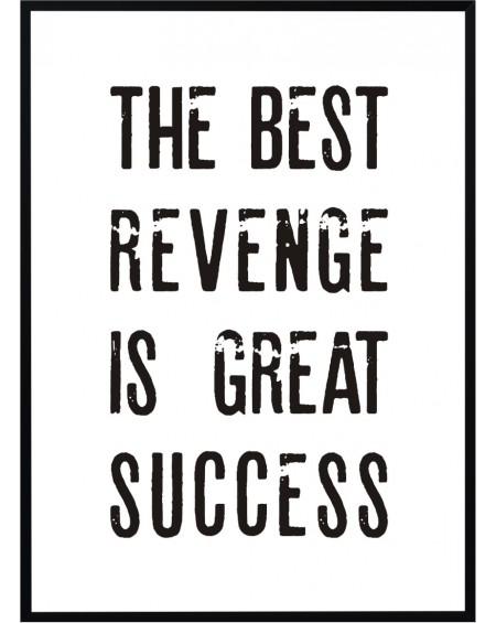Plakat w ramie Success 50x70