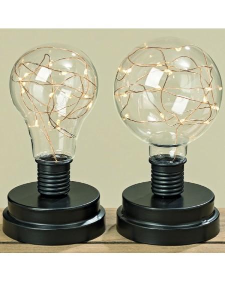 Lampka stołowa LED żarówka