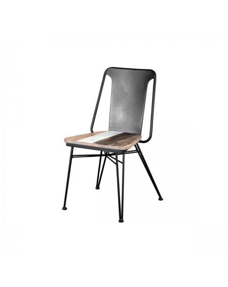 Krzesło metalowe Adesso