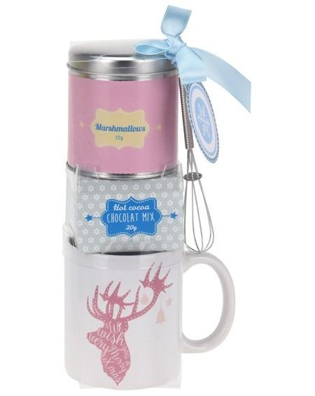 Kubek z upominkami Reindeer