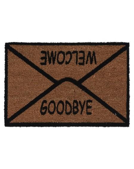 Wycieraczka Welcome Goodbye