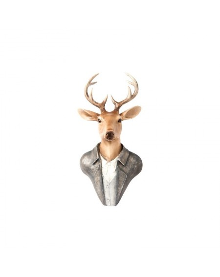 Figurka popiersie Jeleń