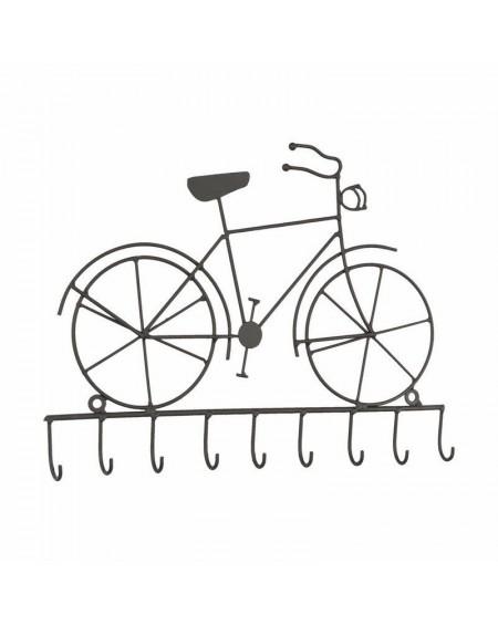 Wieszak metalowy rower