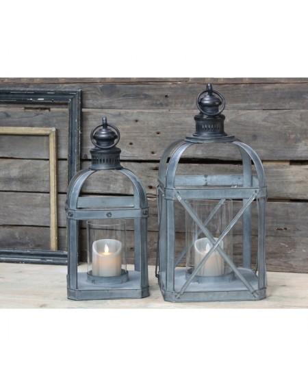 Lampion Antique Coal