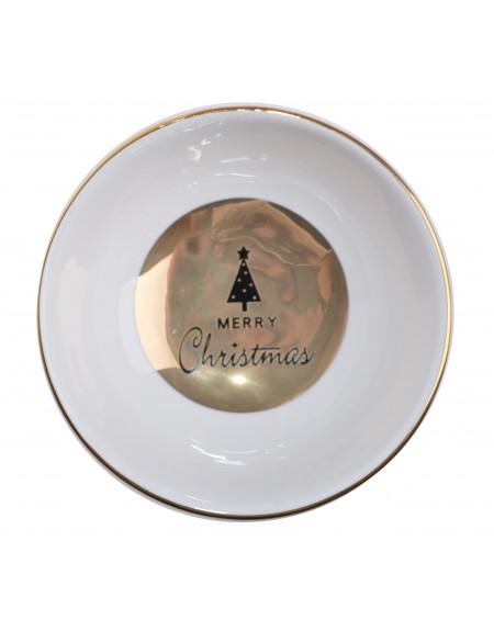 Miska ceramiczna z Choinką