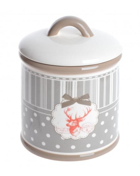Pojemnik ceramiczny Red Reindeer