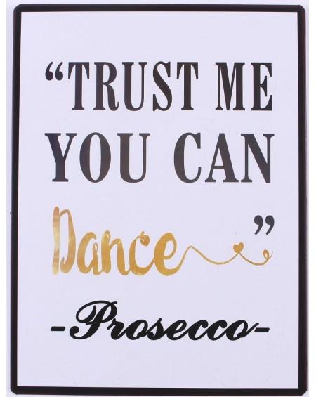 Szyld metalowy Trust me- Prosecco