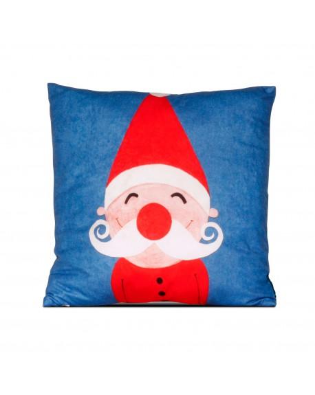 Poduszka porcelanowy Santa