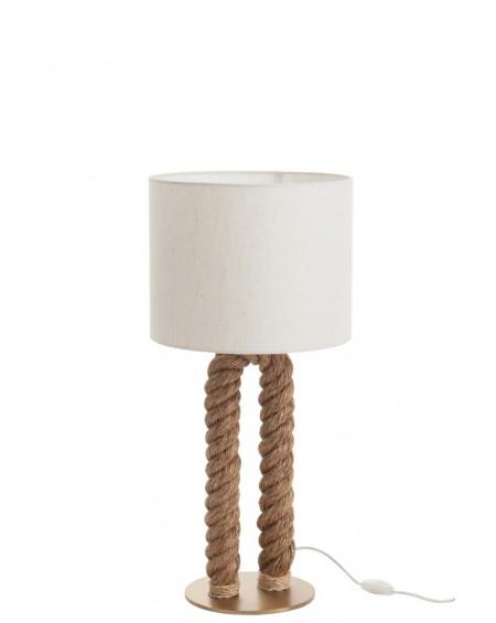 Lampa stołowa Rope