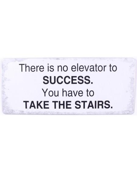 Szyld metalowy Stairs