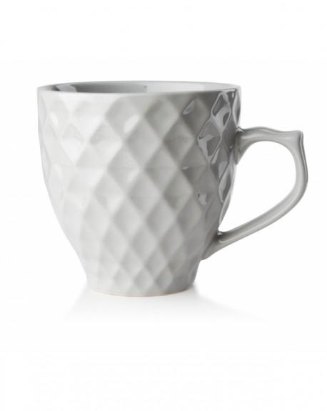 Kubek ceramiczny Pastel Diamant
