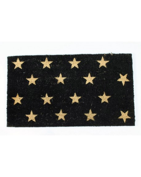 Wycieraczka Stars Black