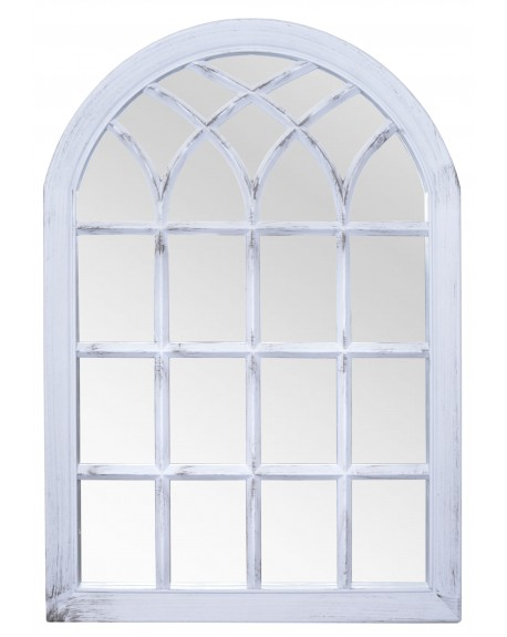 Lustro okno duże