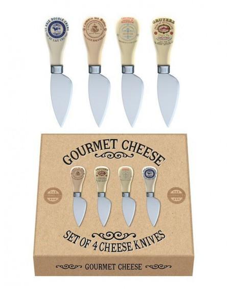 Komplet noży do serów