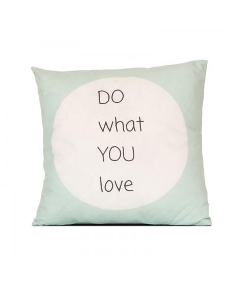Poduszka Do what you love
