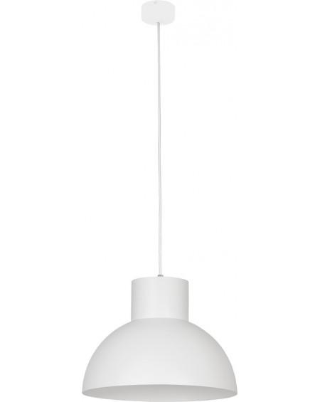 Lampa wisząca Loft biała