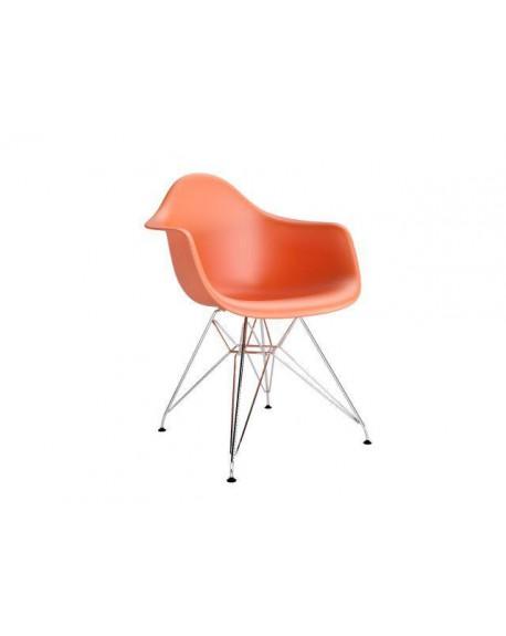Krzesło Creatio Metal orange