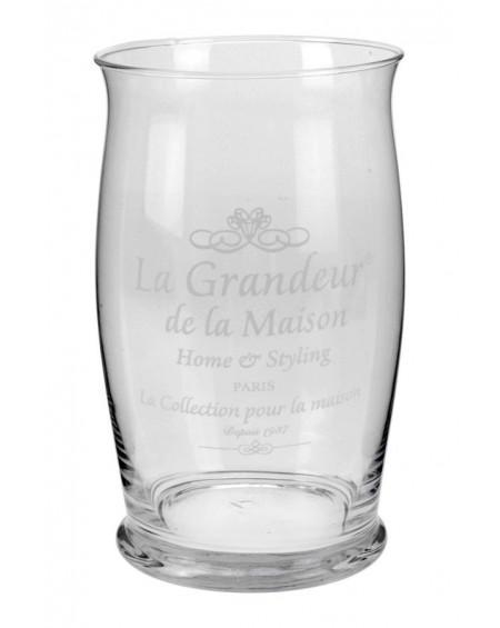 Lampion szklany