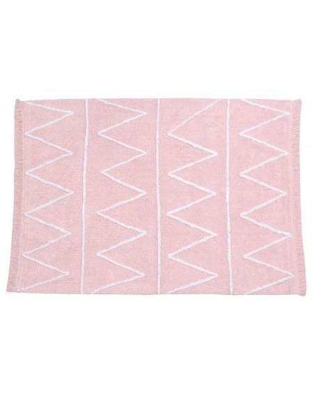 Dywan bawełniany Hippy pink