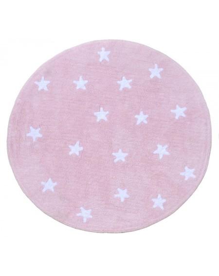 Dywan bawełniany Cielo pink