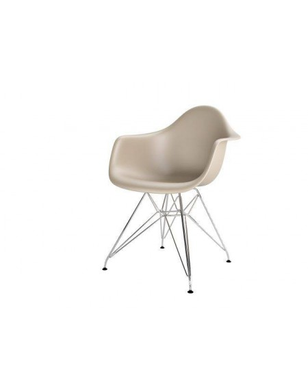 Krzesło Creatio Metal beige
