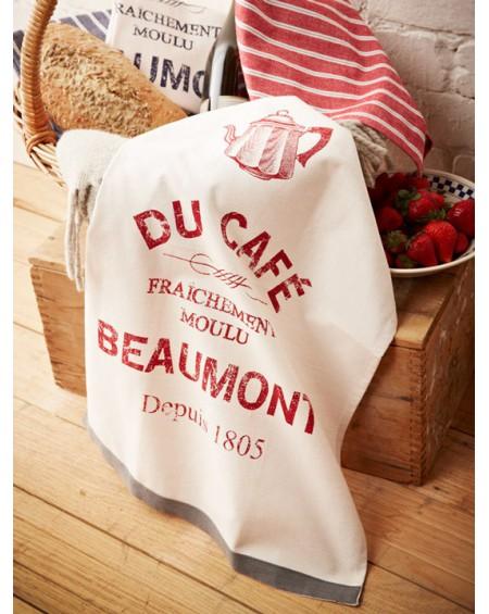 Ręcznik kuchenny 2 szt. Beaumont bordo