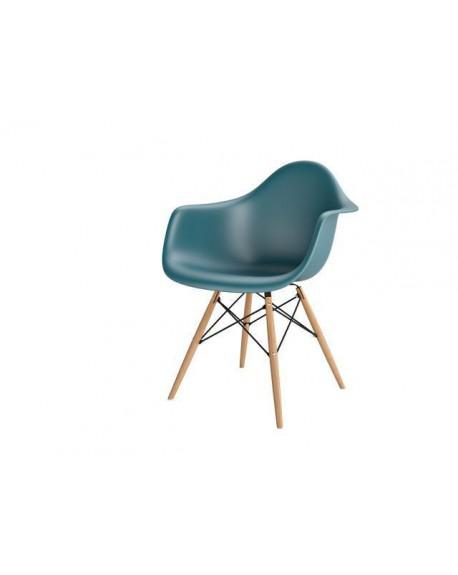 Krzesło Creatio navy green