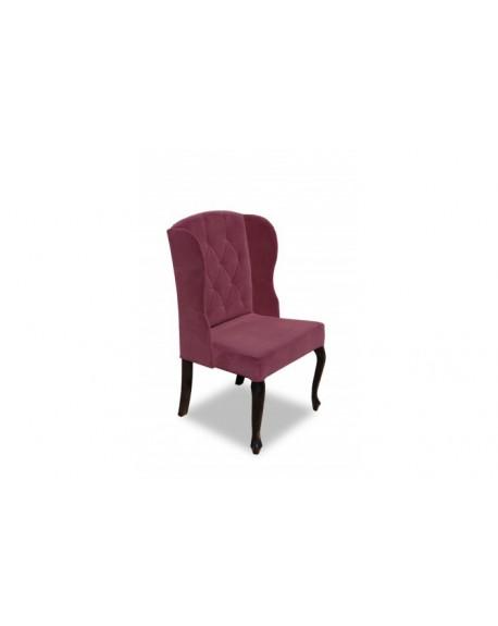Krzesło Wings z pikowaniami