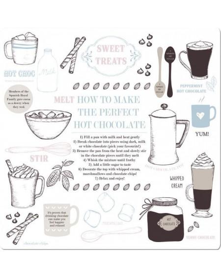 Podstawka szklana Hot Chocolate