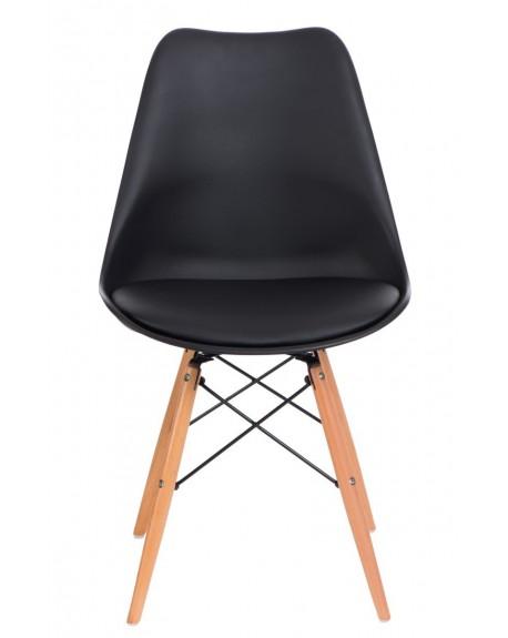 Krzesło Nord czarne