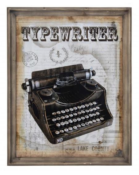 Dekoracja ścienna TYPEWRITER