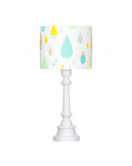 Lampa Pastelowe Krople
