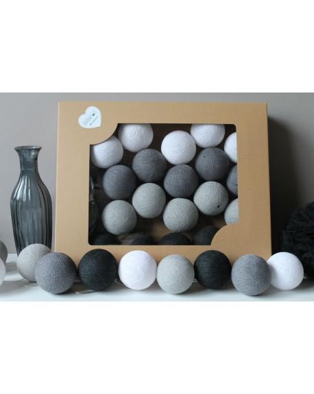 Cotton Balls Granitove 10 szt.