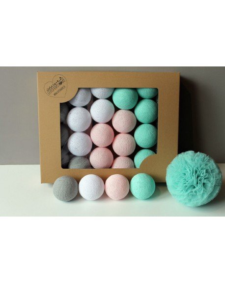 Cotton Balls Mariposa 20 szt.