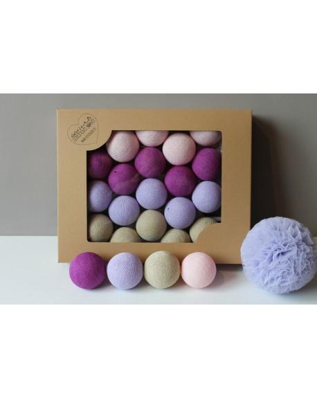 Cotton Balls Girl Love 10 szt.
