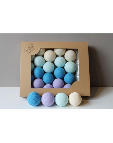 Cotton Balls Lawendove 20 szt.